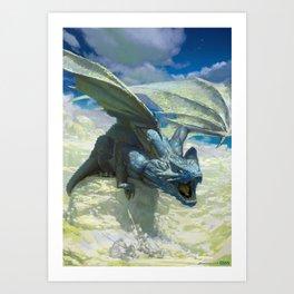Sulfren Art Print
