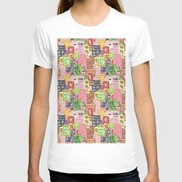 Tokyo Cyberpunk Patten T-shirt