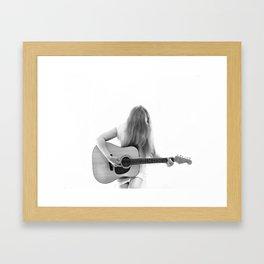Dreaming On Framed Art Print