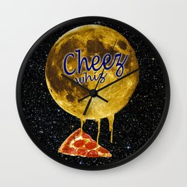 Cheez Whiz Wall Clock