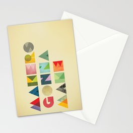 Makers Gonna Make Stationery Cards