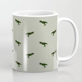 Rex Pattern Coffee Mug