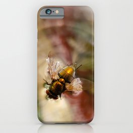Bug in My Drink iPhone Case