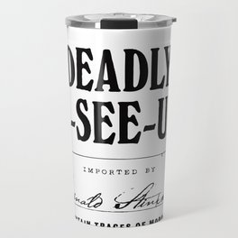 Deadly No-See-Ums Travel Mug