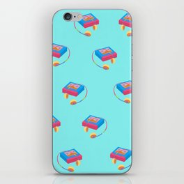 Back To The 90's iPhone Skin