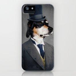 Ben iPhone Case