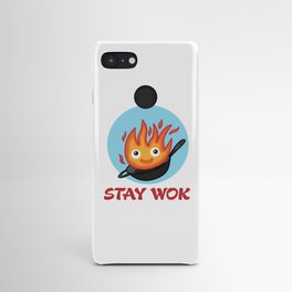 Stay Wok Android Case