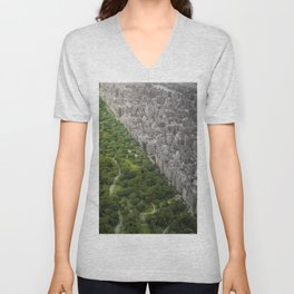 Man vs. Wild Unisex V-Neck