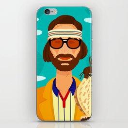 Richie Tenenbaum iPhone Skin
