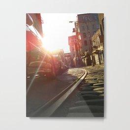 CobbleStone I Metal Print