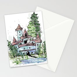 Mouse's Castle Stationery Cards