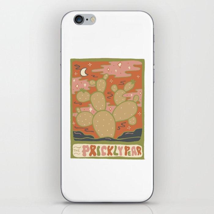 Cactus Tarot Cards- Prickly Pear iPhone Skin