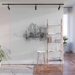 WANDERLUST Wall Mural
