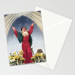 The Magician Tarot Card Stationery Cards