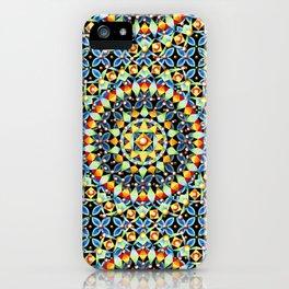 Boho Chic Elizabethan Bijoux iPhone Case