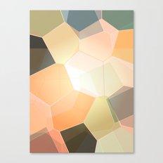 Heavenly Patterns Canvas Print
