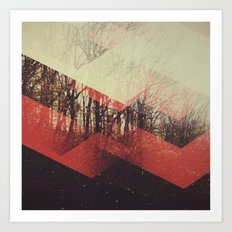 Forest II Art Print