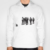 reservoir dogs Hoodies featuring Reservoir Dogs by Clayton Dixon