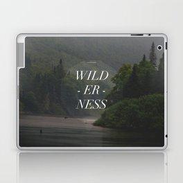WILDERNESS — Laptop & iPad Skin