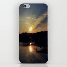 Sunset, Lake lanier iPhone & iPod Skin