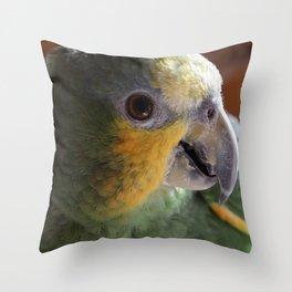 Pally Throw Pillow