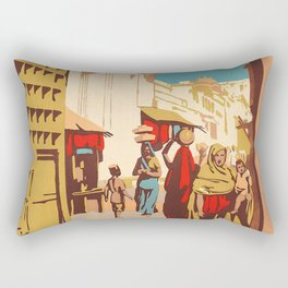 See India Rectangular Pillow