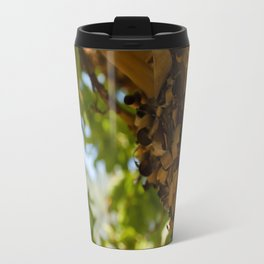 Peeling Bark Travel Mug