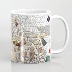 Flying angels Mug