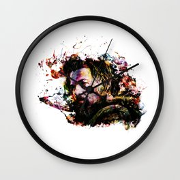 Leonardo DiCaprio Wall Clock
