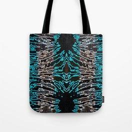 Electric magnetism Tote Bag