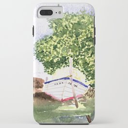 Cape Red boats iPhone Case