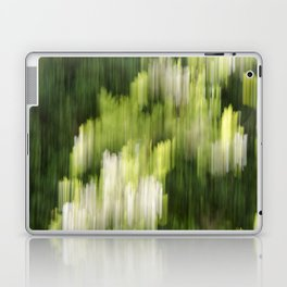 Green Hue Realm Laptop & iPad Skin