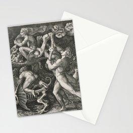The Haggery - Agostino Veneziano (1520) Stationery Cards