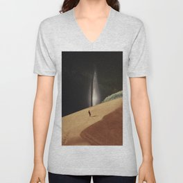 Lost In Your Memories Unisex V-Neck