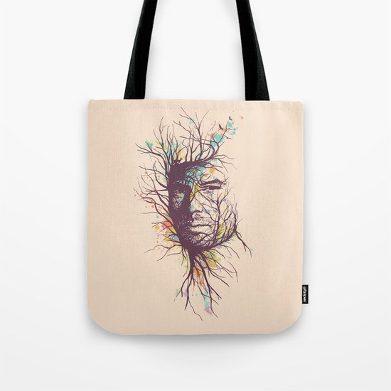 Natural Existence Tote Bag