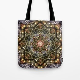 Mandalas from the Voice of Eternity 8 Tote Bag