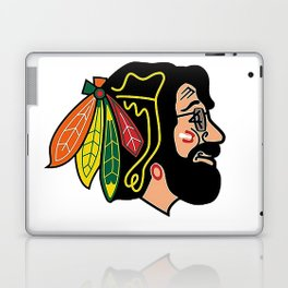 jerry hawk Laptop & iPad Skin
