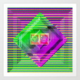 Frame 003 Art Print
