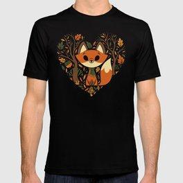 Foxy Heart T-shirt