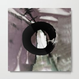 Enso Love 1P by Kathy Morton Stanion Metal Print