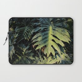 Monstera Leaf Love Laptop Sleeve