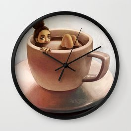 Java Wall Clock