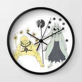 False Prophets Wall Clock