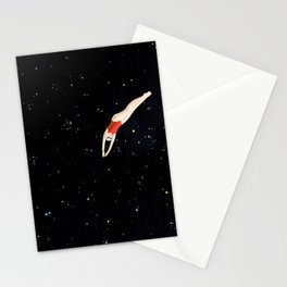 Dive into the Universe Stationery Cards