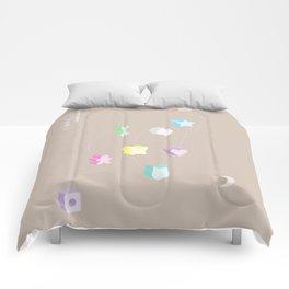 Kandy Vintage Kawaii Comforters