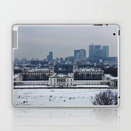 Greenwich Snow Laptop & iPad Skin