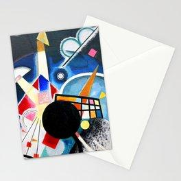 Wassily Kandinsky - A Center 1924 Stationery Cards