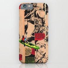 Caiaque Prateado iPhone 6s Slim Case