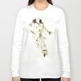 Tristan Corbière, Thick Black Trace, Pudentiane Long Sleeve T-shirt