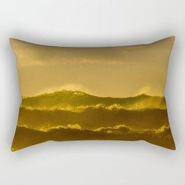 Ocean #1 Rectangular Pillow